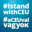 I stand with CEU